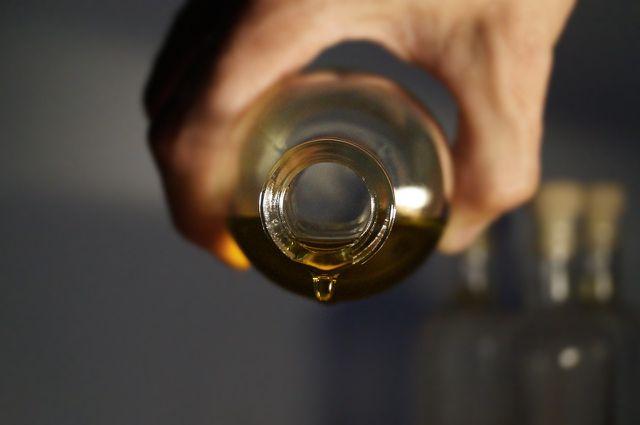 Naturreines ätherisches Öl.