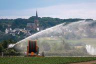 Ohne Bewässerung wird die Landwirtschaft auch in Deutschland nicht mehr auskommen.