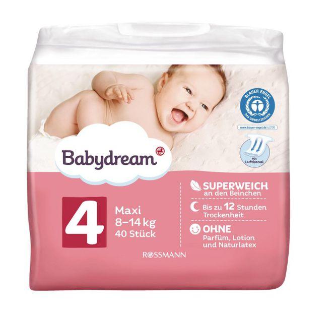 Rossmann Babydream Windeln - Infos, Bewertungen, Erfahrungen