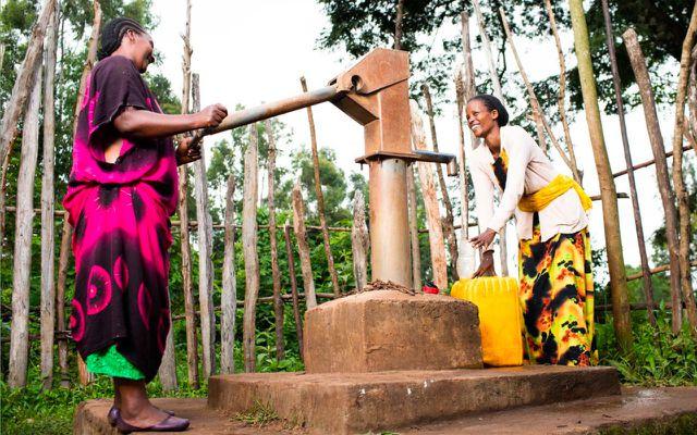 Tchibo WASH Projekt nachhaltiger Kaffeeanbau