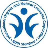 BDIH Siegel kontrollierte Naturkosmetik Label