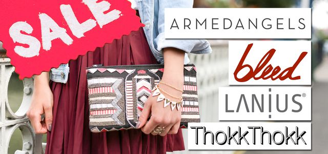 Alle Mode Sales 2019 | Grüne Mode & faire Mode (Liste