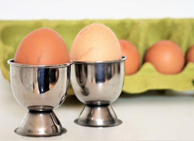 Mit Dioxin belastete Eier gegessen? Keine Panik...