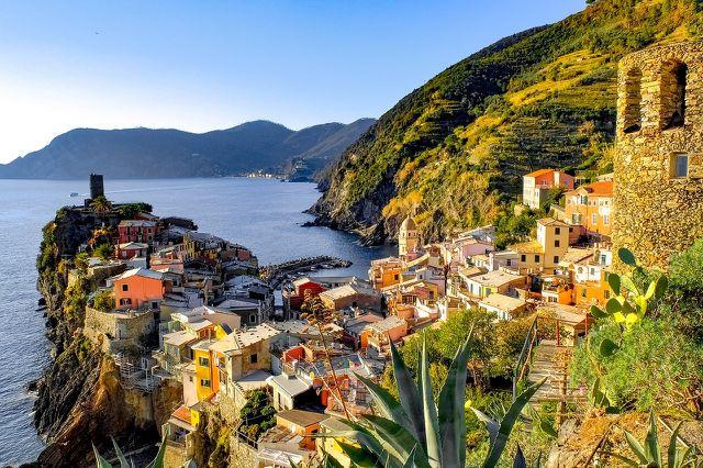 Die Mittelmeerregion liegt in den Subtropen.