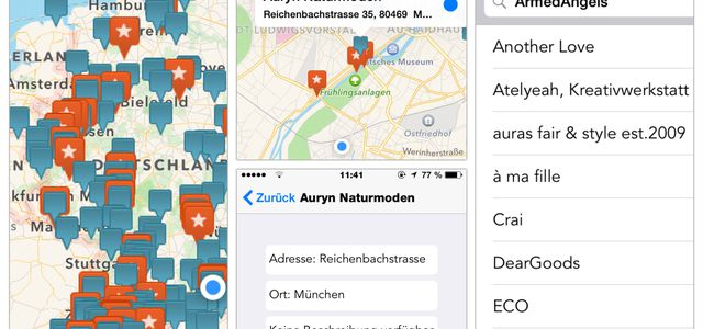 4db596247d18bb Faire Mode finden: mit der App 'Fair Fashion Finder'