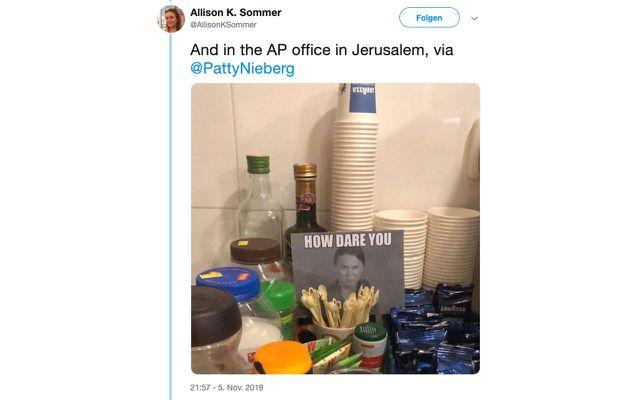 Greta Shaming Israel