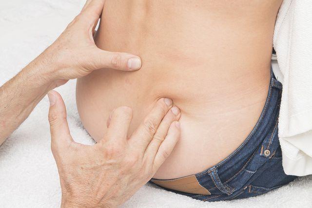 Verkürzte Muskeln als Ursache für Rückenschmerzen