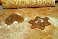 Hirschhornsalz eignet sich vor allem für flaches Gebäck.