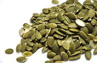Kürbiskerne haben einen besonders hohen Magnesiumgehalt.