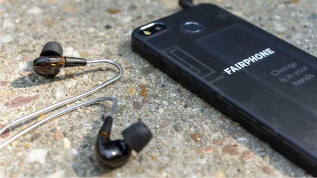 Nachhaltige Kopfhörer von Fairphone