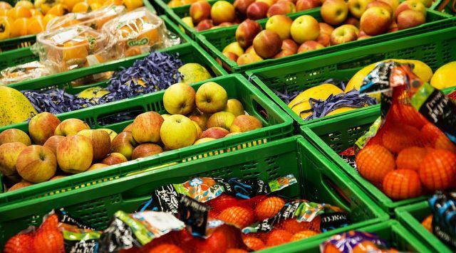 Ethylen wird eingesetzt, damit Obst reif im Supermarkt landet.