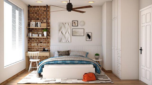 Mach es dir in deinem Schlafzimmer gemütlich - so, wie du es magst.