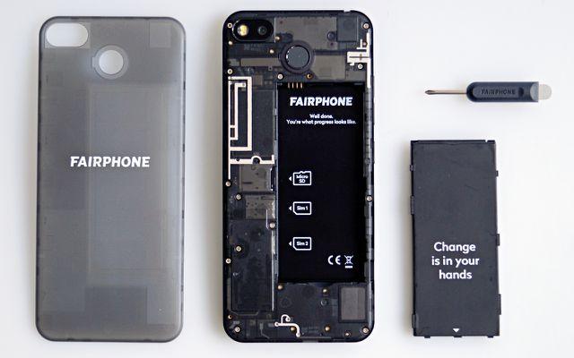 Fairphone 3 Test