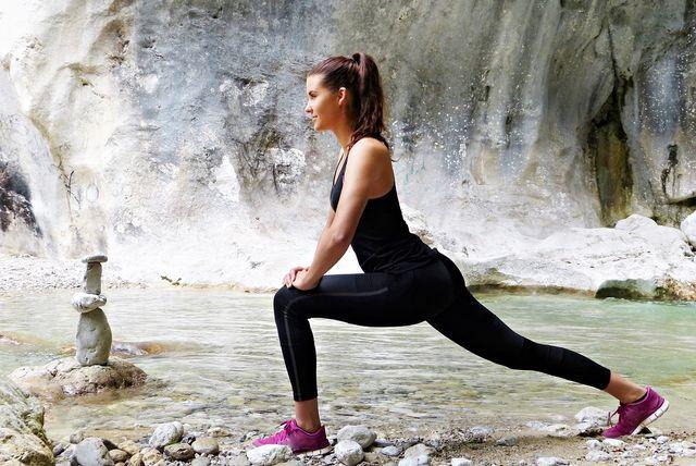 Venengymnastik und Dehnübungen stärken die Venen