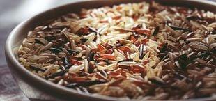 soak rice