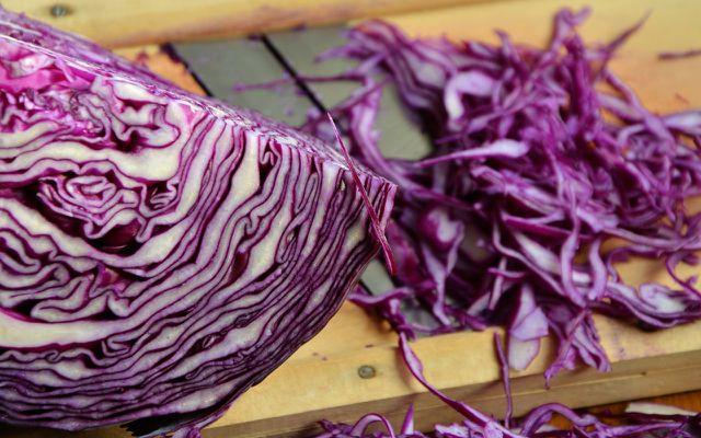 Salat Tipps Rotkohl
