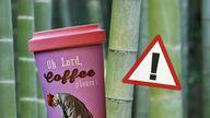 Fast alle Bambusbecher enthalten Melamin