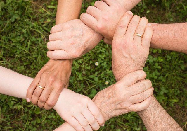 Teamfähigkeit ist eine Grundvoraussetzung für das Jobsharing.