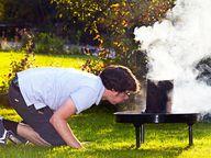 Rauchfrei grillen ist besser …