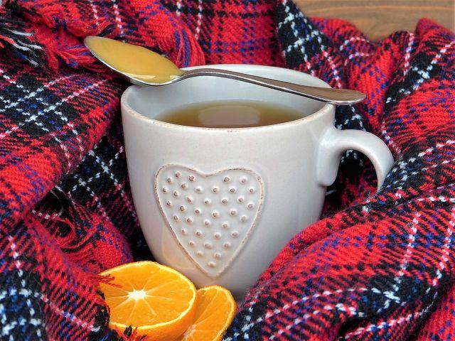 Tee gegen verstopfte Nase