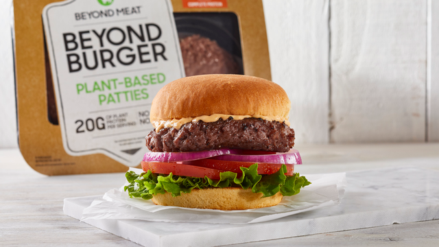 Rezept Beyond Meat