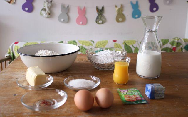 Osterhasen backen – das brauchst du