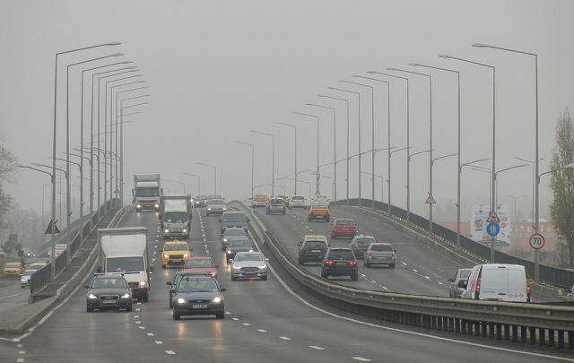 Für Planetary Health ist Luftverschmutzung ein großes Risiko für die Gesundheit.