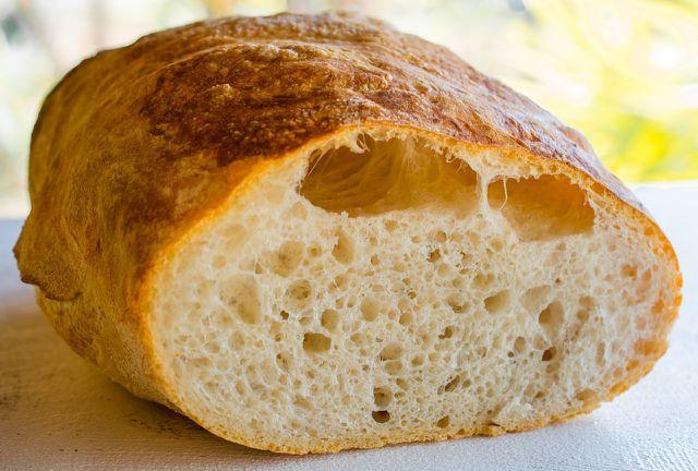 Brotgewürz selber machen: Mit wenig Aufwand gelingt dir dein eigenes Ciabatta-Brot.