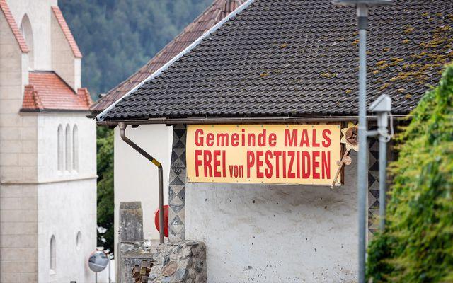 Pestizidfreie Gemeinde Mals