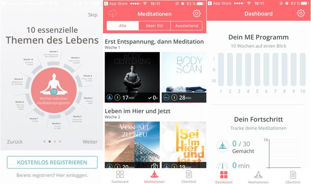 Meditations Apps: Meditation Easy