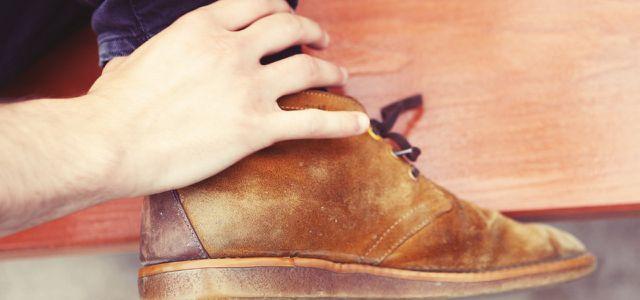 Wildleder Reinigen Diese Hausmittel Machen Schuhe Jacken Und