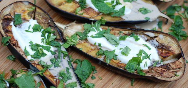 aubergine grillen: so schmeckt sie am besten - utopia.de