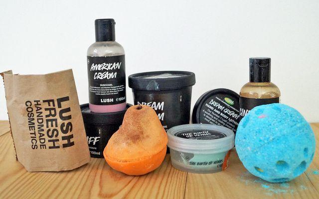 Lush-Kosmetik