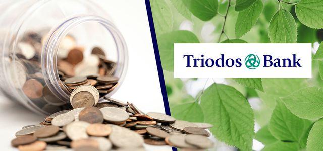CO2-neutrales Depot bei der Triodos Bank