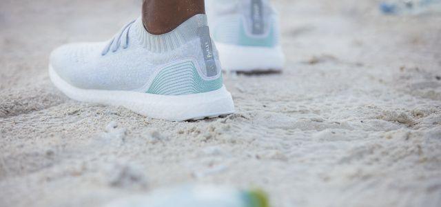 Schuhe aus Plastikmüll aus dem Meer: Adidas macht jetzt