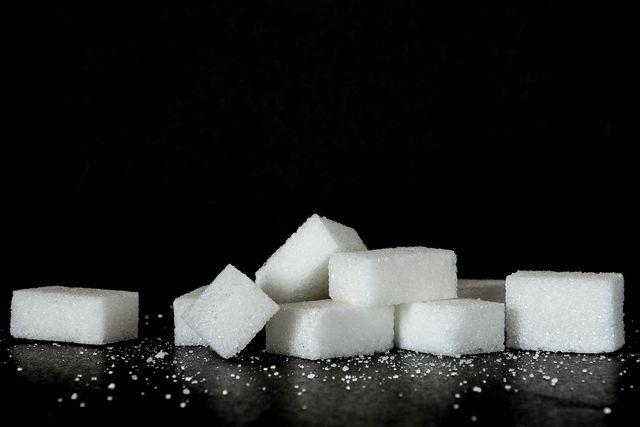 Zu viel Einfachzucker ist ungesund.