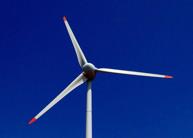 Ökostrom spart CO2-Emissionen ein.
