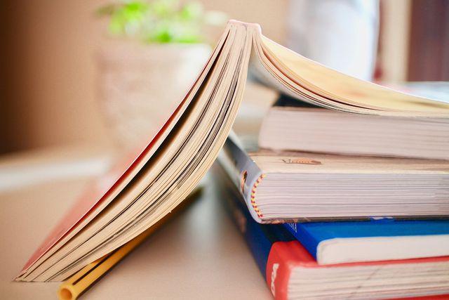 Für Bücherwürmer ist der Beruf des Lektors äußerst attraktiv.