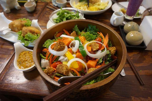 Tempeh kennt man vor allem aus der asiatischen Küche.
