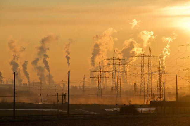 """""""Extinction Rebellion"""" fordert die Netto-Null bei den CO2 Emissionen bis 2025."""