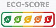 Der fünf-teilige Eco-Score erinnert optisch an den Nutri-Score.