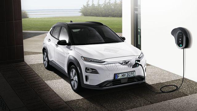 Kein SUV, sondern (angeblich) ein CUV: Der Hyundai Kona.