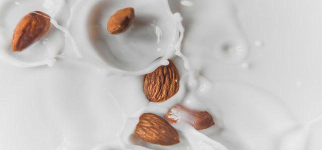 is almond milk vegan?