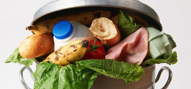 Gegen Lebensmittelverschwendung