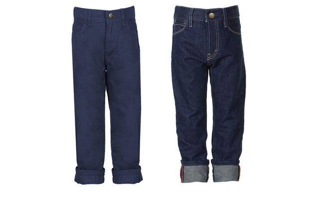 Coole Jeans für coole Jungs gibt