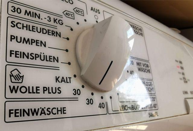 Feinwäsche ist besonders schonend für die Kleidung.
