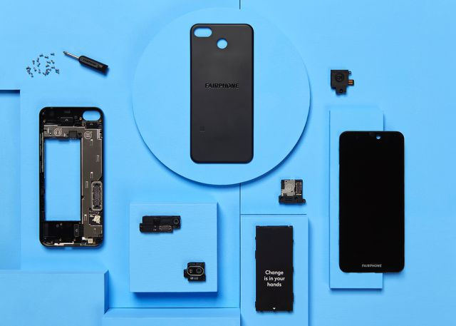 Fairphone 3+ / Fairphone drei plus