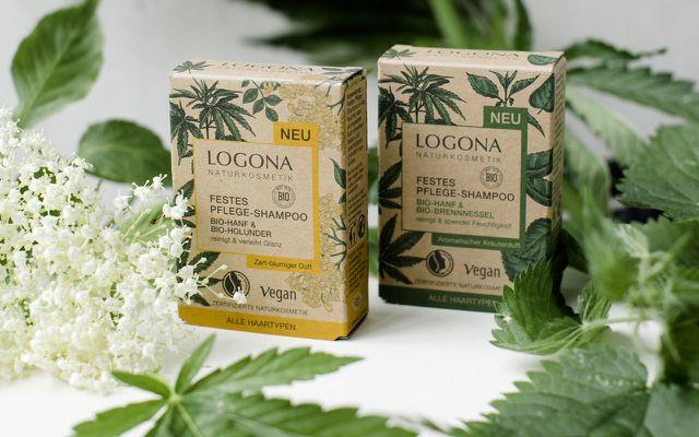 LOGONA SANTE Festes Shampoo