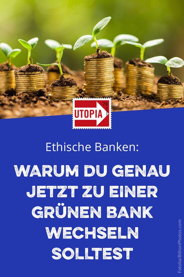Ethische Bank: Das sind die besten nachhaltigen Banken
