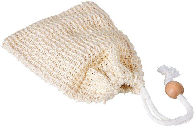 Seifensäckchen von Waschbär